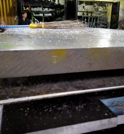 Plate Aluminium murah 2